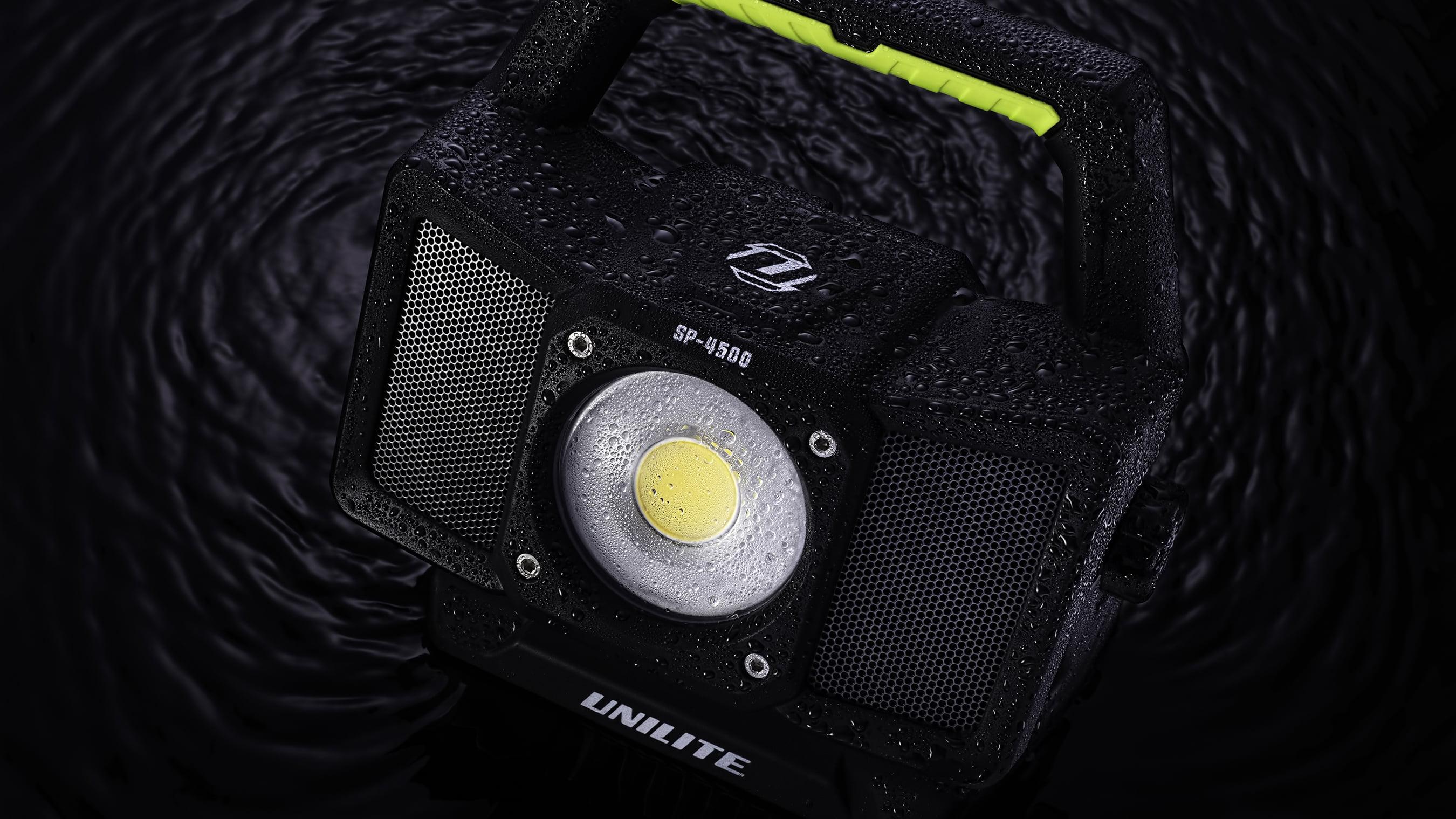 SP-4500 Waterproof Site Light