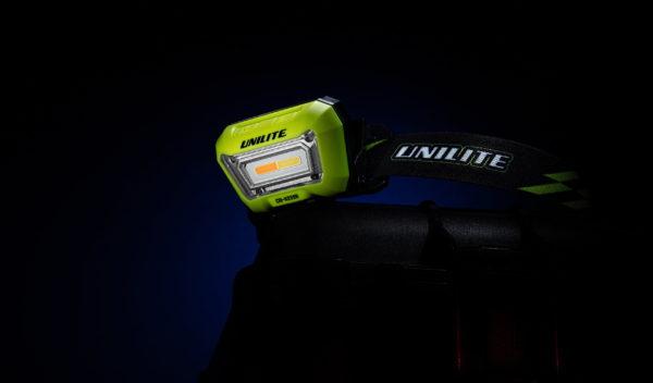 CRI-H200R adjustable head torch