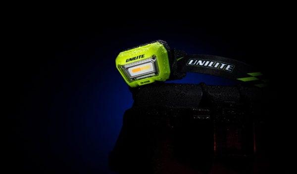 CRI-H200R Head Light with mount