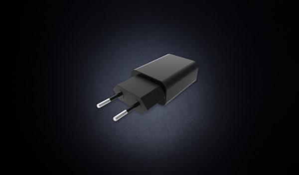 EU USB Plug