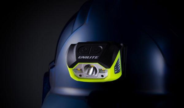 HL-7R Helmet LED Head Torch