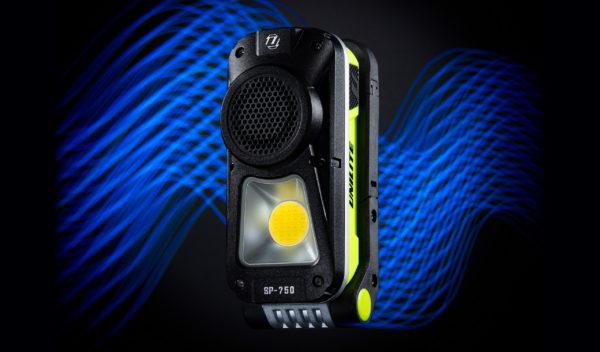 SP-750 Inspection Light with Speaker