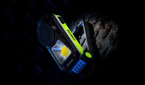 SP-750 Magnetic Inspection Light with Speaker