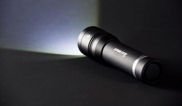 UK-F4 Powerful Aluminium Flash Light Torch
