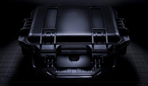 UC2411 Hard Case