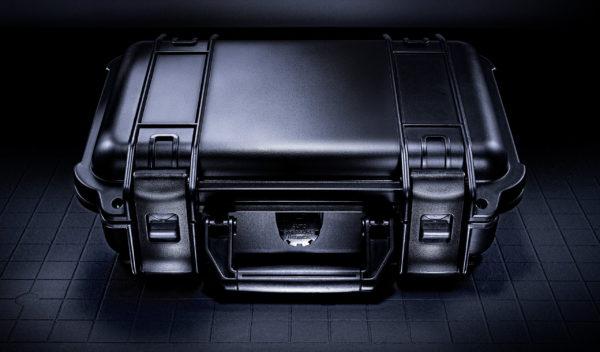 Unilite Black Hard Case