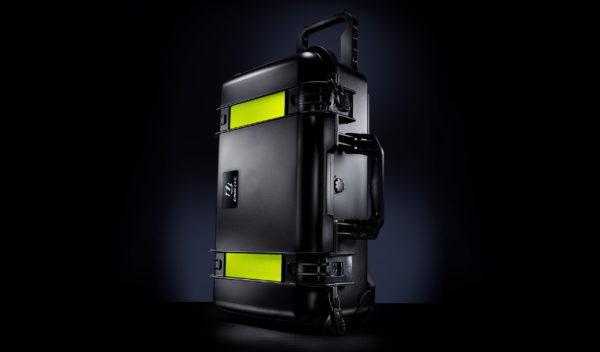 Wheeled Hard Case for Cameras