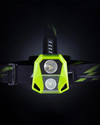Dual LED Head Torch