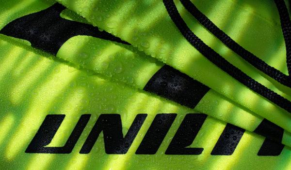 Unilite Bright Yellow Gym Bag