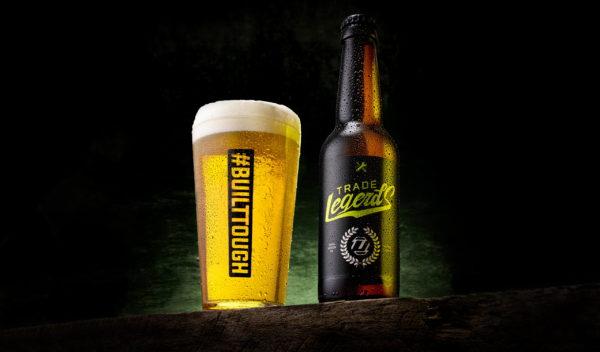 Trade Legends Beer